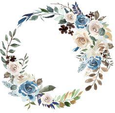 Фото, автор lilia-2112 на Яндекс.Фотках Wreath Watercolor, Watercolor Flowers, Watercolor Art, Frame Floral, Flower Frame, Flower Backgrounds, Wallpaper Backgrounds, Wedding Cards, Wedding Invitations