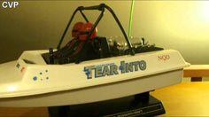 CVP - Rc JetBoat NQD Tear Into Stock Presentation