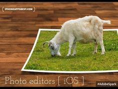 How to edit retouch crop rotate photos on iPhone and iPad for free