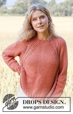 Drops Design, Knitting Patterns Free, Free Knitting, Crochet Patterns, Drops Paris, Paris Model, Magazine Drops, Labor, Crochet Diagram