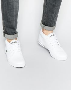 Lacoste Ampthill Chukka Trainers