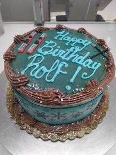 Happy Birthday, Birthday Cake, Cakes, Desserts, Food, Happy Brithday, Tailgate Desserts, Deserts, Cake Makers