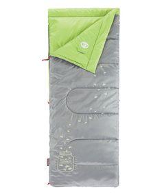 Look at this #zulilyfind! Illumi-Bug 45-Degree Youth Sleeping Bag #zulilyfinds