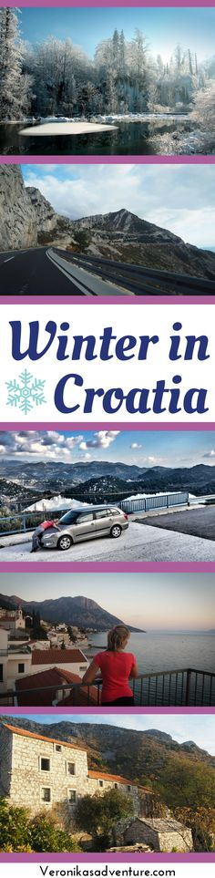 Croatia in winter is a land of ancient palaces, energetic cities and epic views along the shore. Charming cities, temperatures warmer than most of Europe and off-season prices on accommodation: there are many reasons to experience winter in Croatia.