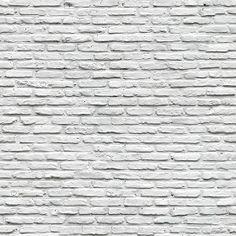 Textures Texture seamless | White bricks texture seamless 00526 | Textures - ARCHITECTURE - BRICKS - White Bricks | Sketchuptexture Stone Texture, White Texture, Brick Patterns, Textures Patterns, White Bricks, Red Bricks, Brickwork, Brick Architecture, Texture Design