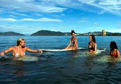 Surf & Yoga Camp in Costa Rica