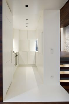 Cuisine de la Maison Escalier Paris / Moussafir Architectes Associés