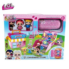 Birthday Gifts For Girls, Girl Birthday, Baby Play House, House Games, Action Figures, Action Toys, Diy Toys, Toys For Girls, Games For Kids
