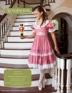 The Nutcracker:) @Moira Dawson Kahoe @Cordelia Davis Fitzgerald @Mariana Lafrance DalPra
