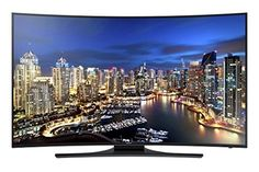 awesome Samsung UN55HU7250 Curved 55-Inch 4K Ultra HD 120Hz Smart LED TV (2014 Model) - For Sale