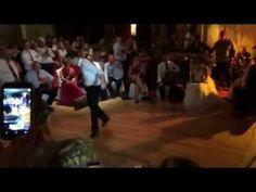 David Geaney, amazing Irish dancer at wedding - Including encore
