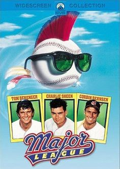 CLEVELAND!!!!! Major League Movie Poster