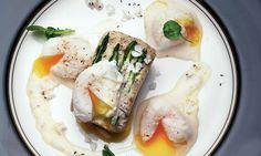 Simon Rogan's asparagus recipe