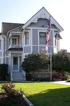 Hargitt House, Norwalk, CA, Built 1891 by ozfan22, via Flickr