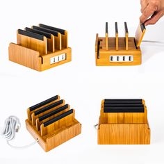 Compact Charging Station | Great Useful Stuff