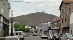 calle salteña  © ontzia - Al fondo de la imagen está el cerro San Bernardo