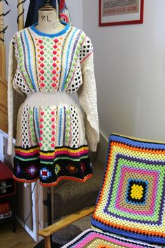 Second Life Knit by Katie Jones K2TOG