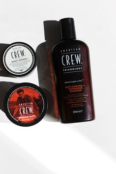 American Crew - Shampoing - cire coiffure - blog mode homme Strasbourg - coiffure - barbier
