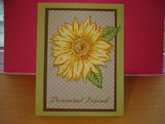 . . . . . . me stamp 2 . . . .: Stamp of the Month Blog Hop - Friendship Bouquet