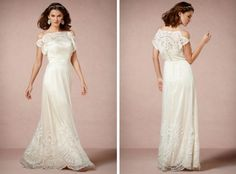 """{Can't Afford It/Get Over It} A Gown For Under $1000 Inspired By BHLDN's """"Omelia"""""""