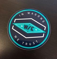 Wagon Stickers