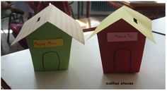 Container, School, Children, Blog, Crafts, Google, Young Children, Boys, Manualidades