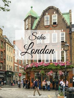Places to Love in London's Soho - Best Restaurants, Bars, and Shops - https://www.aladyinlondon.com/2016/10/soho-london-restaurants-bars-shops.html?utm_campaign=coschedule&utm_source=pinterest&utm_medium=Kate%20Peregrinate%20%7C%20Solo%20Female%20Travel%20Blogger