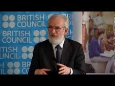 David Crystal - The Effect of New Technologies on English - YouTube
