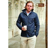//\\ San Francisco magazine | Men in Uniform - An article about Men's style in San Francisco