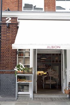Albion Cafe, Bakery and Food Store idéal pour les brunch et le tea Time