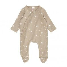 LE MARCHAND D'ETOILES Baby Stars Pyjamas