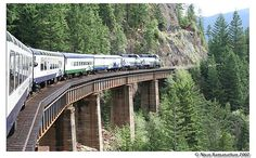 Whistler Mountaineer Express - Whistler, British Columbia