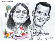 TOTAL ART SERVICIOS ARTÍSTICOS y ELCARICATURAS.ES: www.elcaricaturas.es