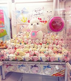 oh! i want this! alllllllll mine! claw game\ufo game