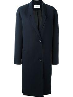 Achetez Lemaire single breasted coat en Liska from the world's best independent boutiques at farfetch.com. Découvrez 400 boutiques à la même adresse.