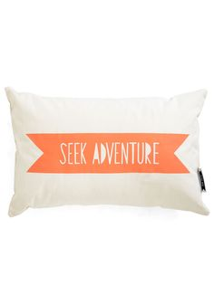 Inspired Space Pillow | Mod Retro Vintage Decor Accessories | ModCloth.com