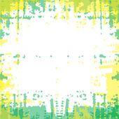 Manchas de pintura y aerosoles — Ilustración de stock #127406268