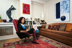 Maria Taveras | Inside The Minds, And Offices, Of 15 Psychotherapists