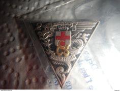 Insigne 2° REP / CCS / LEGION ETRANGERE - Armée De Terre