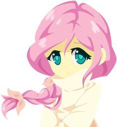 she is so cute, fluttershy