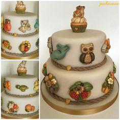 Thun Cake by Flavia Rosa di Zucchero&Rosa