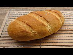 (20) Házi fehér kenyér /TT/ - YouTube Bread, Youtube, Food, Salt, Brot, Essen, Salts, Baking, Meals