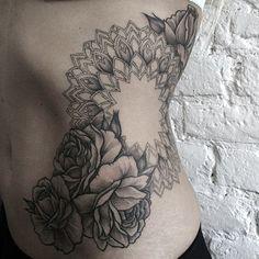 pattern tattoo - 40 Intricate Geometric Tattoo Ideas  <3 !
