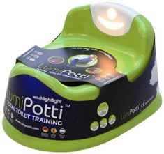 LumiPotti With NightLight on berry clever - a really cool new children's review site