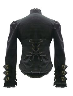 Hell Bunny / Spin Doctor Foggy Steampunk Jacket