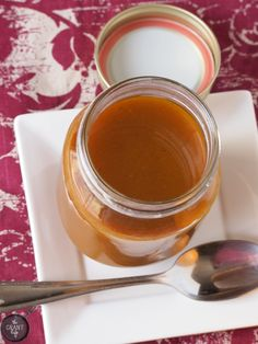 Pumpkin Sauce Recipe- like fall in a jar!  Put it over pancakes, brownies or anything you'd like!