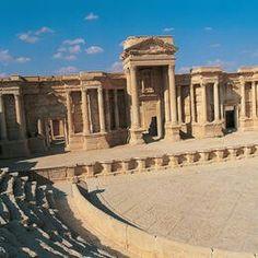 Palmyre - République Arabe Syrienne
