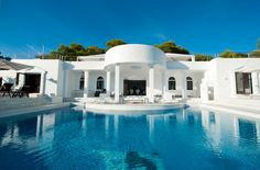 Villa rica luxury mansion in IBIZA