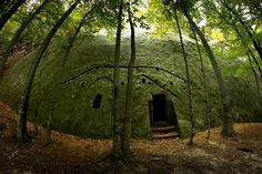 The most beautiful pictures of Romania: Joseph's Cave in Buzau Mountains