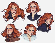 Nat's haircuts which one is your favorite? I personally like the long bob that she has in captain america the winter soldier ❤… Nat's haircuts which one is your favorite? I personally like the long bob that she has in captain america the winter soldier … Marvel Fan Art, Marvel Heroes, Marvel Avengers, Marvel Civil War, Natasha Romanoff, Marvel Characters, Marvel Movies, Langer Bob, Black Widow Natasha